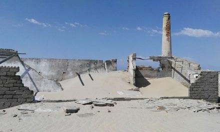 The Ruins byAlexandra Hinojosa