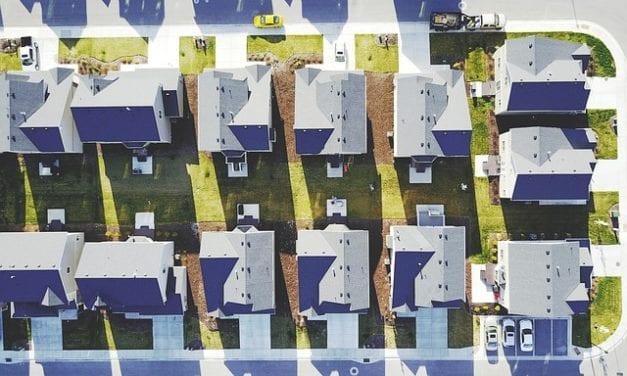 Ugly Homes by Adam Michael Nicks
